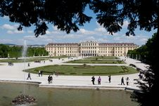 Free Schonbrunn Palace Stock Photos - 19407873
