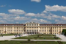 Free Schonbrunn Palace Stock Photo - 19407880