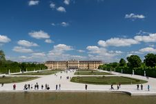 Free Schonbrunn Palace Stock Photography - 19407882