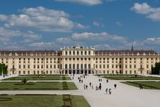 Free Schonbrunn Palace Stock Photos - 19407893