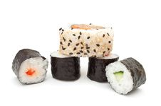 Free Maki Selection Stock Images - 19409164