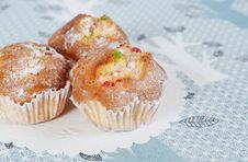 Free Delicious Cupcake Stock Photo - 19409650
