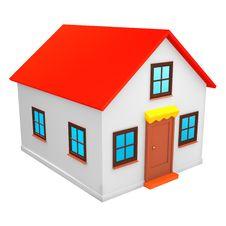 Free House Royalty Free Stock Image - 19409766