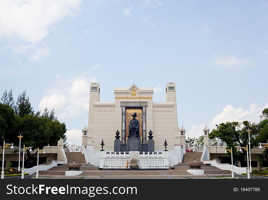 Annual Monument King Rama 1.