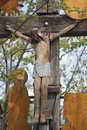 Free Very Old Christian Cross. Stock Photography - 19413202