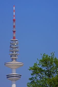 Free Television Tower Royalty Free Stock Images - 19412239