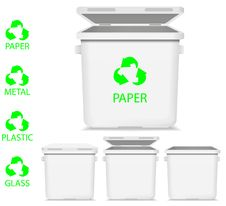 Free Recycle Garbage Stock Images - 19414854