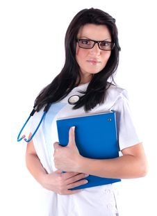 Free Nurse Stock Image - 19415791
