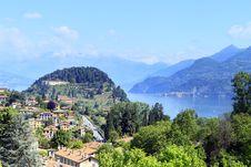 Free Bellagio And Como Lake Stock Photography - 19416002