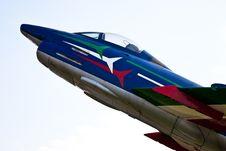 Free Acrobatic Airplane: Italian Army Stock Image - 19416021