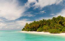 Untouched Island Stock Photos