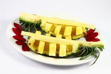 Free Pineapple Stock Image - 19417481