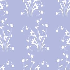 Free Floral Seamless. Stock Image - 19418521