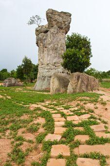 Free Stonehenge Of Thailand Stock Image - 19419661