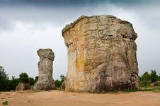 Free Stonehenge Of Thailand Stock Photography - 19419662