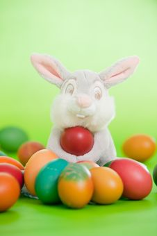 Free Easter Eggs Royalty Free Stock Photos - 19419908