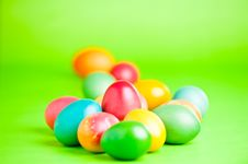Free Easter Eggs Stock Photography - 19419982