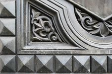 Architectural Decoration Royalty Free Stock Photos