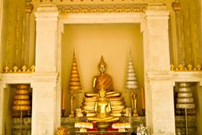 Free Thai Temple Royalty Free Stock Photos - 19420958