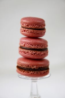 Free Macaroons Royalty Free Stock Photos - 19421238