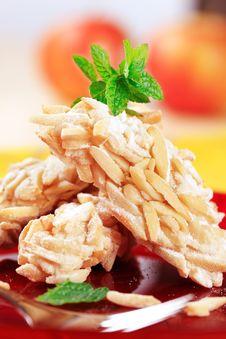 Free Almond Treats Stock Image - 19422161