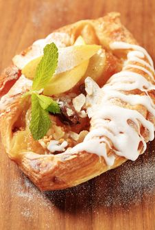 Free Danish Pastry Royalty Free Stock Images - 19422179