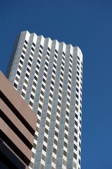 Skyscraper Perth Business District Stock Photo