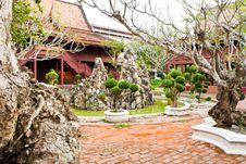 Free Thai Style Resort Stock Images - 19423294