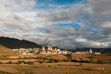 Free Tibetan Monastery Stock Image - 19423331