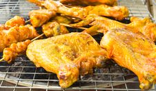 Free Grilled Chicken Royalty Free Stock Images - 19423509