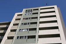 Free New Apartment Building Stock Images - 19423724