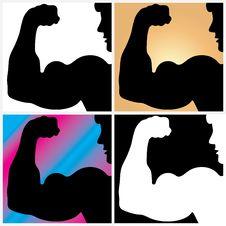 Free Biceps Stock Image - 19423901