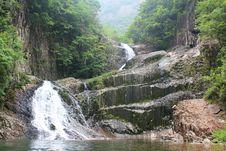 Free Waterfalls Royalty Free Stock Photos - 19424038
