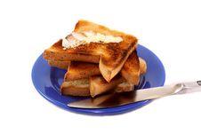 Free Toast Stock Photo - 19424740