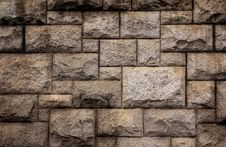 Free Stone Wall Stock Photo - 19425180