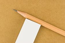Writing Stationary Stock Photo