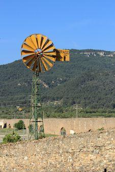 Free Windmill Stock Photo - 19425630