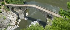 Free Old Stone Devil S Bridge Stock Image - 19425981
