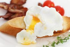 Free Eggs Benedict Stock Images - 19427034