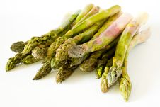 Free Bunch Of Asparagus Stock Image - 19427371