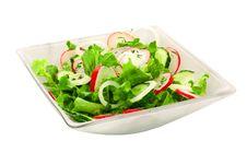 Free Fresh Vegetable Salad Royalty Free Stock Images - 19427939