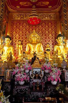 Free Buddha Images Royalty Free Stock Photo - 19428875