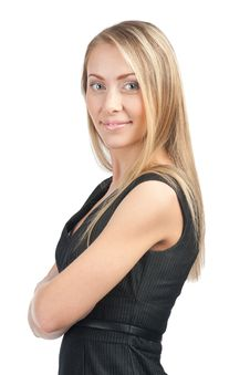 Free Attractive Young Businesswoman Stock Photo - 19429110