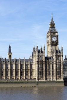 Free Big Ben And Westminster In London Royalty Free Stock Images - 19429169