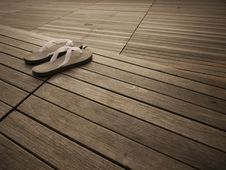 Free Flip Flop Stock Photography - 19429412