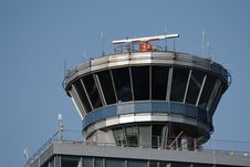 Free Air Traffic Control Tower Royalty Free Stock Photography - 19429927