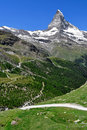 Free Matterhorn Royalty Free Stock Photo - 19430255
