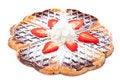 Free Waffle Royalty Free Stock Photo - 19432155
