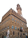 Free The Palazzo Vecchio In Firenze, Italy Royalty Free Stock Images - 19435419