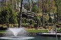 Free Artificial Fountain Stock Photo - 19439420
